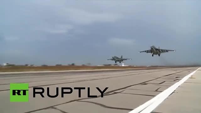 Tiêu điểm - Nga không kích dữ dội, 'ngày đẫm máu' ở căn cứ bí mật của IS