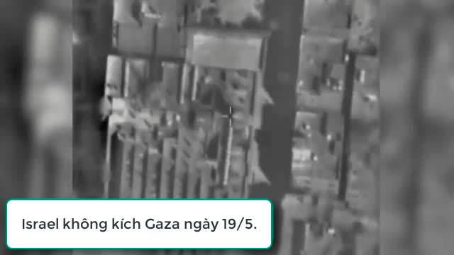 کانون - 50 جنگنده اسرائیلی وارد نبرد شدند ، زرادخانه حماس در غزه منهدم شد (شکل 3).