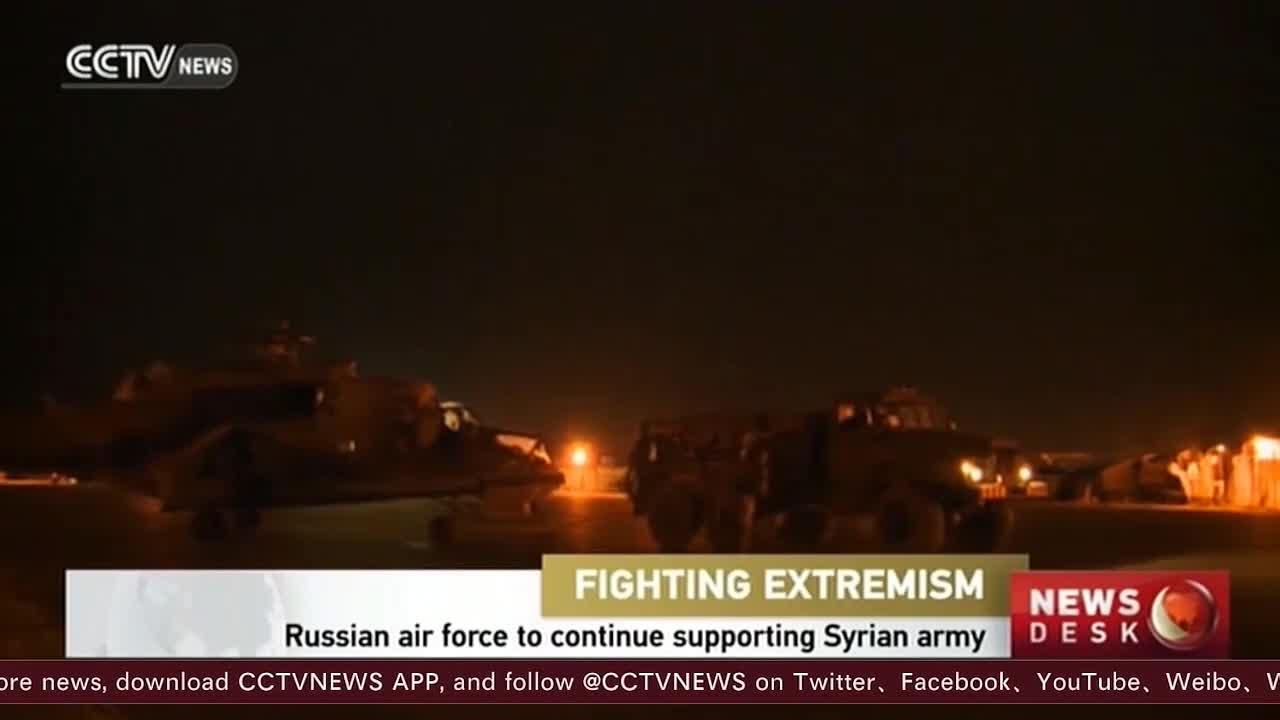 تحت توجه - شورش شورشیان ، روسیه و سوریه ضربه قاطع تخریب را پشت سر هم