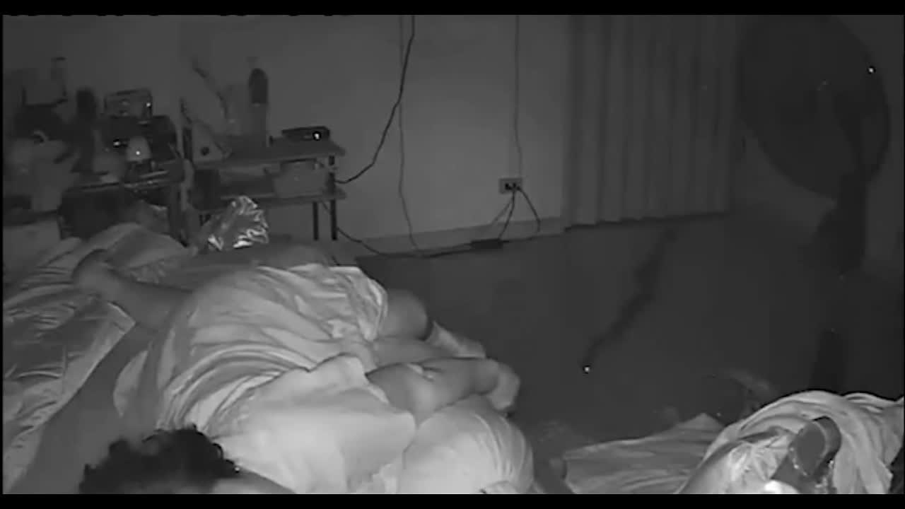Mới- nóng - Clip: Trăn khủng bò vào phòng ngủ, cắn vào chân cụ bà lúc nửa đêm