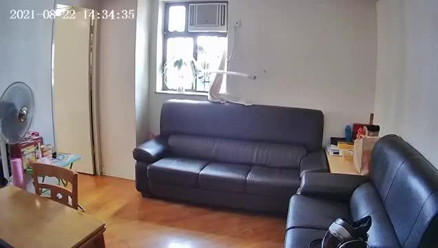 Mới- nóng - Clip: Leo lên tầng 10 chung cư, trộm dùng gậy câu túi xách trong 40s