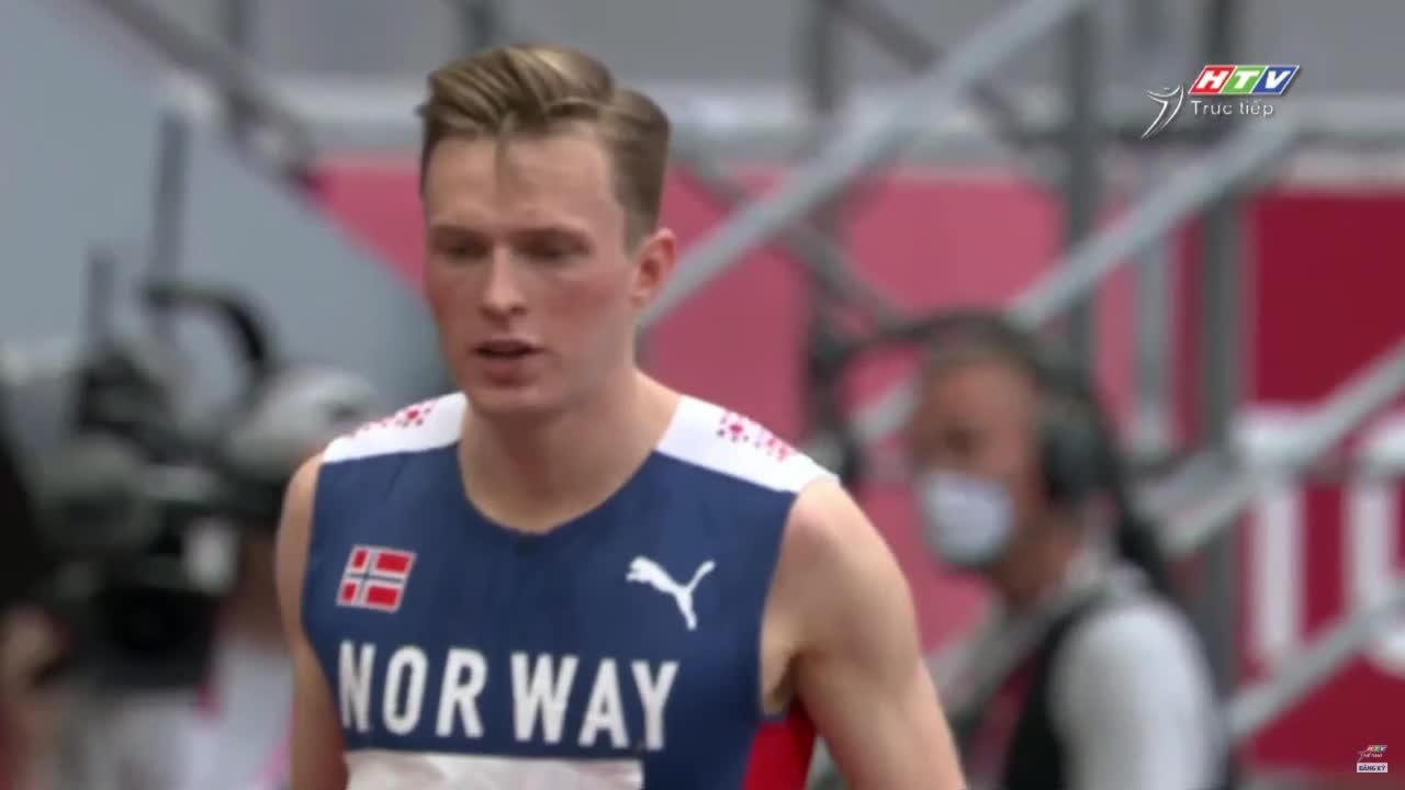 Thể thao - Clip: VĐV điền kinh Na Uy phá kỷ lục thế giới trong cuộc so tài hay bậc nhất Olympic (Hình 2).