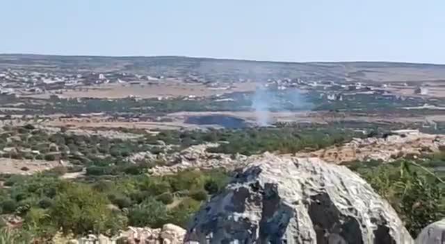 Thế giới - Máy bay trinh sát bị tấn công ở Syria, Nga liên tiếp không kích trừng phạt (Hình 3).