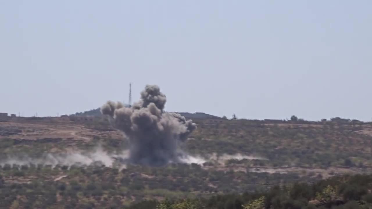 Thế giới - Syria: Nga không kích dữ dội, phiến quân trả giá đắt