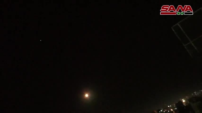 Thế giới - Không kích Syria, máy bay Israel bị S-200 Nga truy đuổi tới gần Tel Aviv?