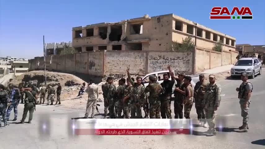 Thế giới - Bất chấp nỗ lực của Nga, quân chính phủ Syria vẫn bị 'đánh úp' ở miền Trung (Hình 3).