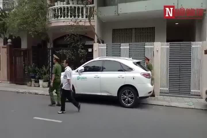 Hé lộ buổi khám nhà nguyên Chủ tịch Đà Nẵng Văn Hữu Chiến